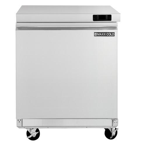 Gallery - MXSF29UHC Undercounter Freezer, Single Door