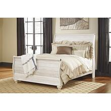 Willowton Queen Sleigh Footboard