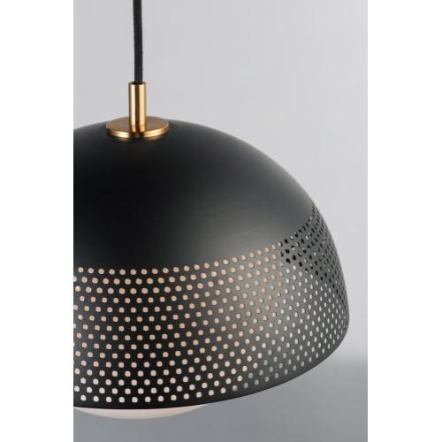 Perf 1-Light Pendant