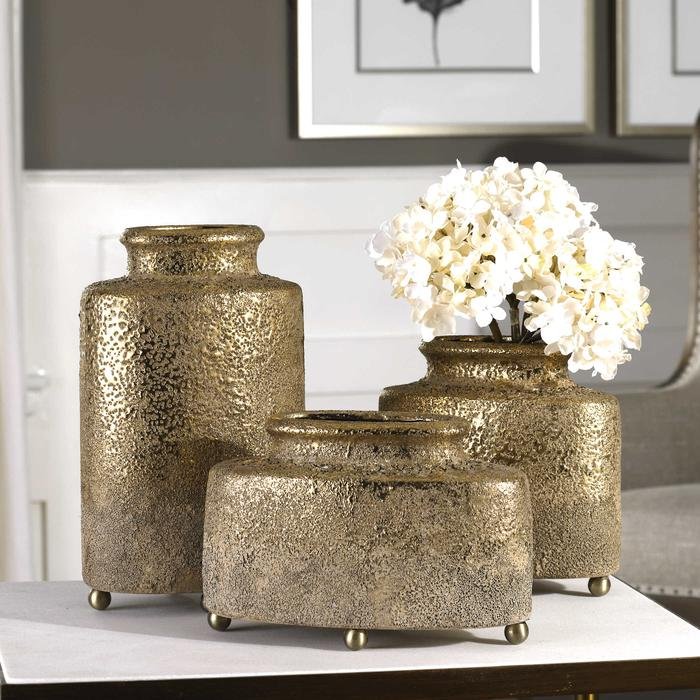 Uttermost - Kallie Vases, S/3