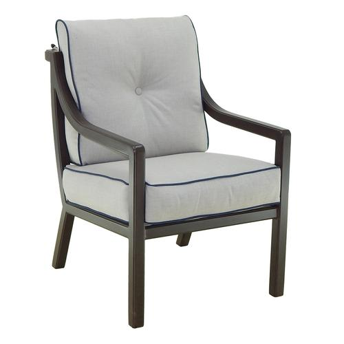 Castelle - Legend Cushioned Dining Chair