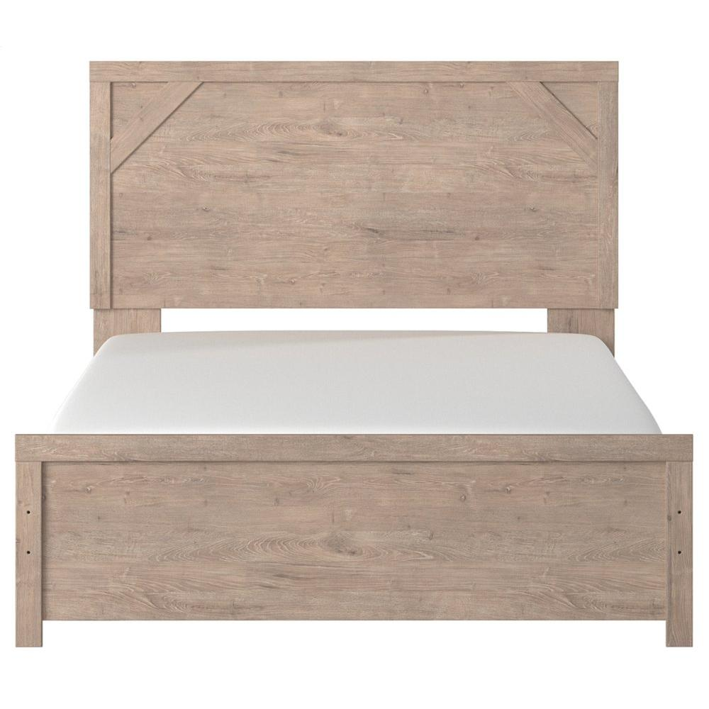 Senniberg Queen Panel Bed
