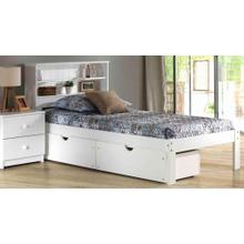 Del Rey Bed as Complete Bed With Ubc