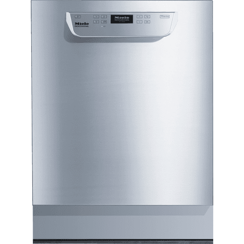 Miele - PG 8056 U [MK SPEEDplus] [240 V] - Built-under fresh water dishwasher ADA compliant, with baskets for hotels, restaurants and catering companies.