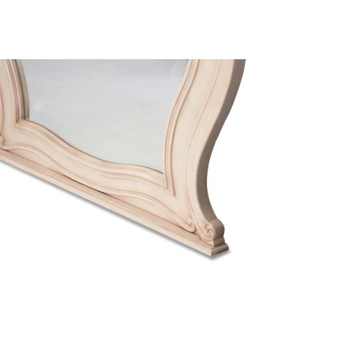 Chateau de Lago Dresser Mirror Blanc
