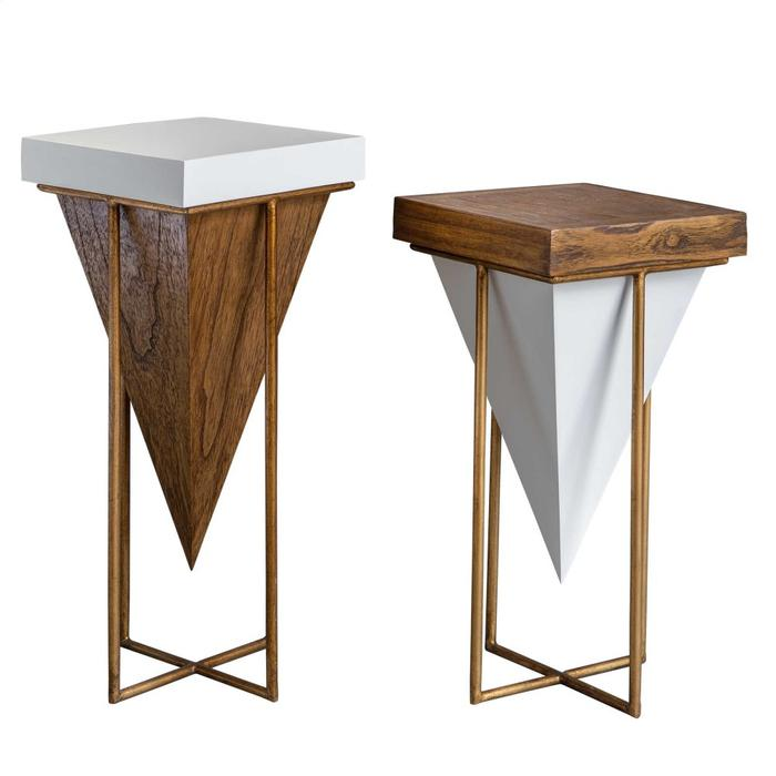 Uttermost - Kanos Accent Tables, S/2