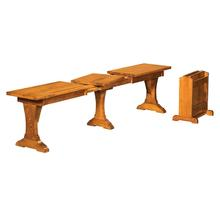 See Details - Wasilla Expandable Bench