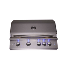 "32"" Premier Drop-In Grill w/ LED Lights - RJC32AL - Natural Gas"