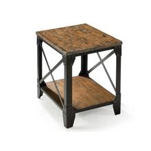 See Details - Rectangular Small End Table