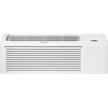 See Details - Frigidaire PTAC unit with Heat Pump and Electric Heat backup 7,000 BTU 265V with Corrosion Guard and Dry Mode