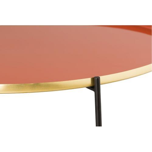 Tov Furniture - Enamel Petite Cocktail Table