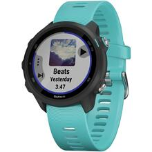 See Details - Forerunner® 245 Music Running Watch (Aqua)