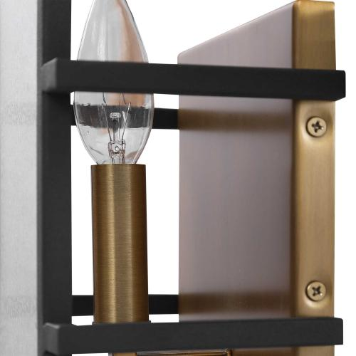 Holmes, 1 Lt Wall Sconce