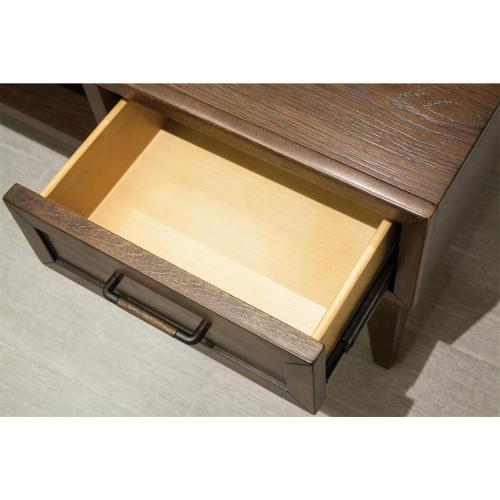 Vogue - Coffee Table - Plymouth Brown Oak Finish