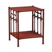 Open Night Stand - Red Product Image