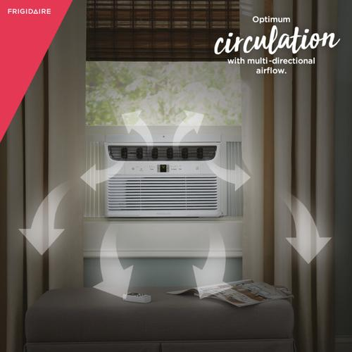 Frigidaire 8,000 BTU Connected Window-Mounted Room Air Conditioner
