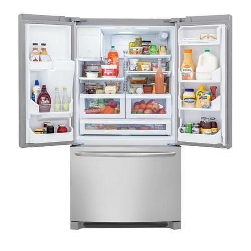 Gallery - Frigidaire Gallery 22.6 Cu. Ft. French Door Counter-Depth Refrigerator