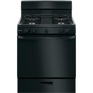 "HotpointHotpoint® 30"" Free-Standing Gas Range"