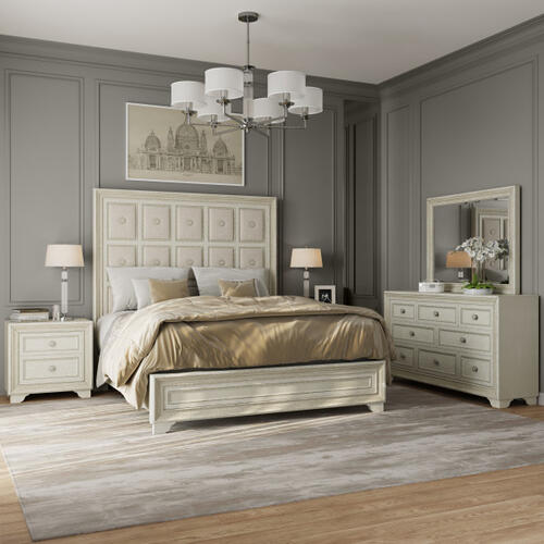 Pulaski Furniture - Camila King/Cal KingPanel Footboard & Slats