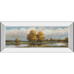 """Shenandoah I"" By T.C Chiu Mirror Framed Print Wall Art"