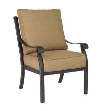 View Product - Madrid Cushioned Dining Chair