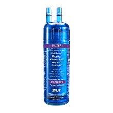 FILTER1 Refrigerator Water Filter - Interior Push Button