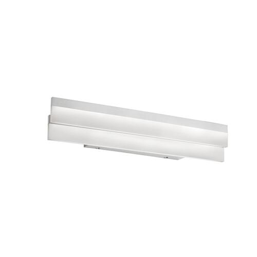 20w LED Flat Vanity Fixture, Sv/pc