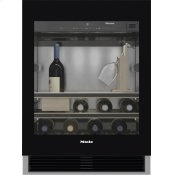 KWT 6312 UGS - Built-under wine storage unit for perfect enjoyment and timeless design with its Push2open and SommelierSet.