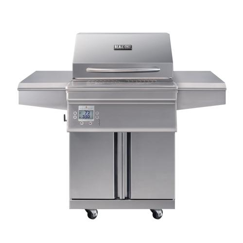 Memphis Wood Fire Grills - Beale Street - Stainless Steel