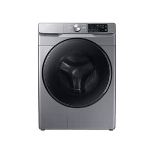 4.5 cu. ft. Front Load Washer with Steam in Platinum Product Image