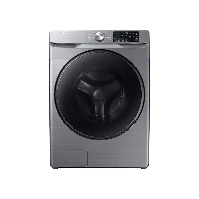 4.5 cu. ft. Front Load Washer with Steam in Platinum
