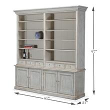 Angelique Bookcase
