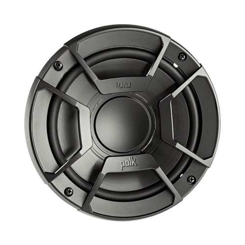 "DB+ Series 6.5"" Component Speaker System with Marine Certification in Black"