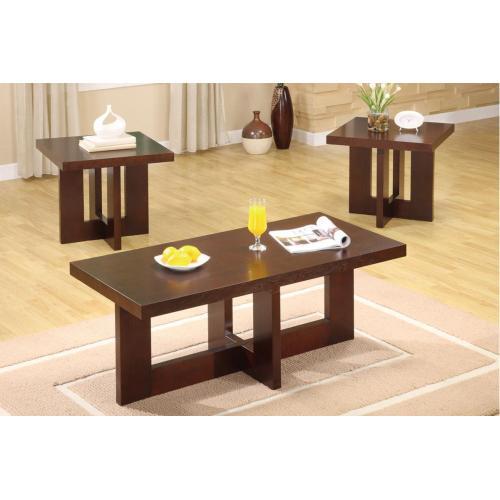 Gallery - 3-pcs Table Set