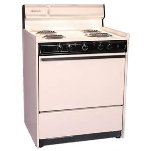 """Brown Stove Works - 30"""" Free Standing Electric Range"""