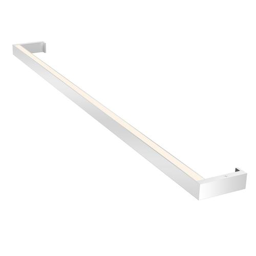 Sonneman - A Way of Light - Thin-Line LED Wall Bar [Size=3' Two-Sided, Color/Finish=Bright Satin Aluminum]