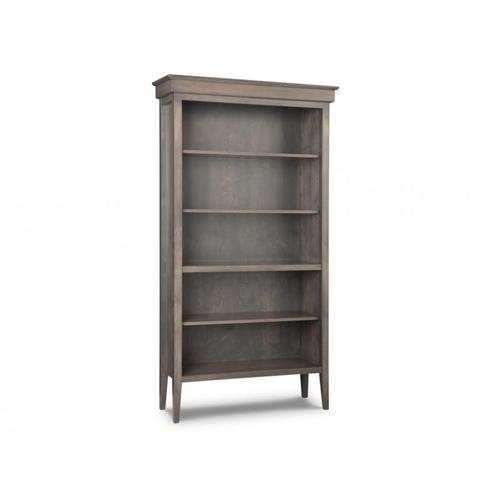 "Handstone - Stockholm 80"" Bookcase With Doors"