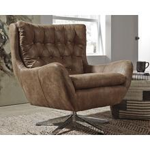 Velburg Accent Chair Brown