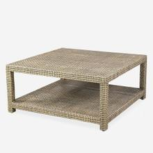 Lewis Coffee Table, Square