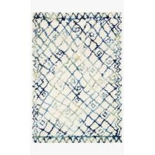 View Product - FW-01 Ivory / Ocean Rug