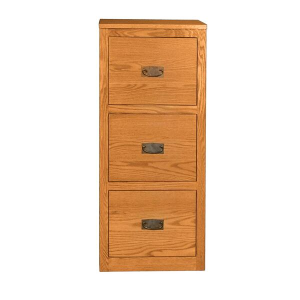 See Details - Prairie Mission 3-Drawer File Cabinet