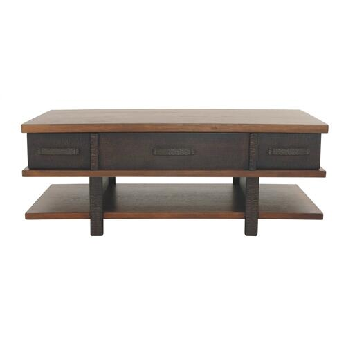 Signature Design By Ashley - Stanah Coffee Table With Lift Top