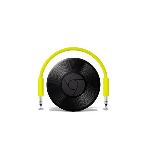 Google - Chromecast Audio