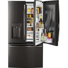 FLOOR MODEL !!! GE 27.7 Cu. Ft. French-Door Refrigerator with Door In Door