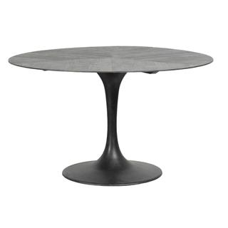 See Details - Crestview Dining Table Black