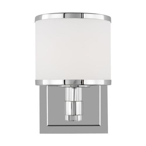 Winter Park 1 - Light LED Sconce Chrome Bulbs Inc