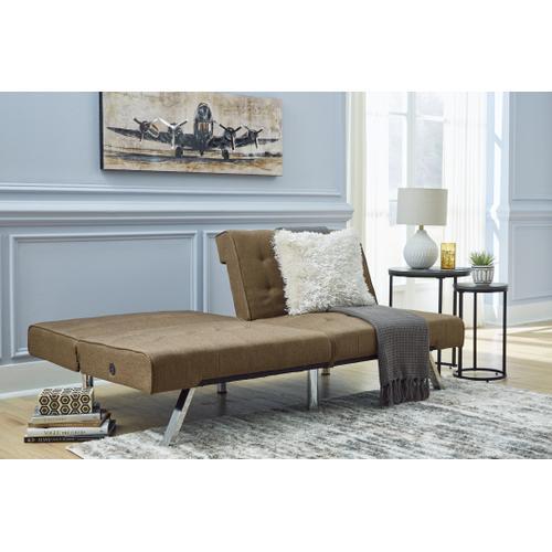 Sivley Flip Flop Armless Sofa