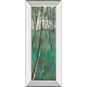 """""""Nature Companion Il"""" By Solis Mirror Framed Print Wall Art"""