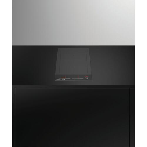 """Fisher & Paykel - Induction Cooktop, 12"""", 2 Zones with SmartZone"""