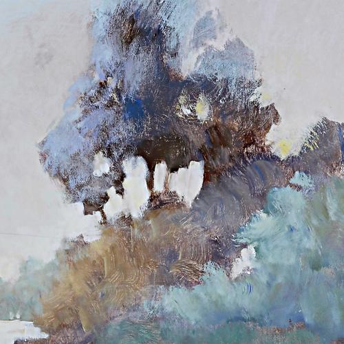 Uttermost - Morning Lake Framed Print